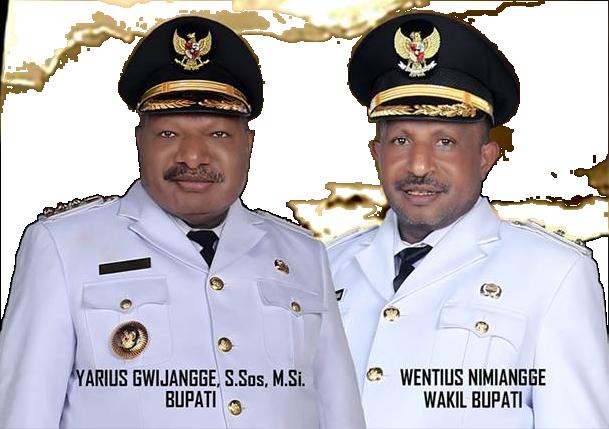 Website Resmi Pemerintah Kabupaten Nduga Web Portal Kabupaten Nduga Papua